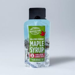 1 oz. Pouch Maple Syrup
