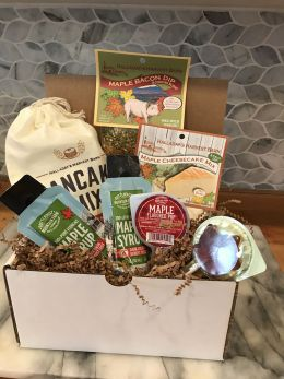 Vermont Maple Madness Box