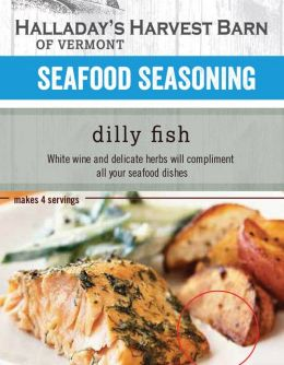 Dilly Herb Fish Seasoning