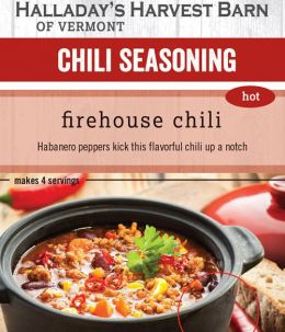 Firehouse Chili