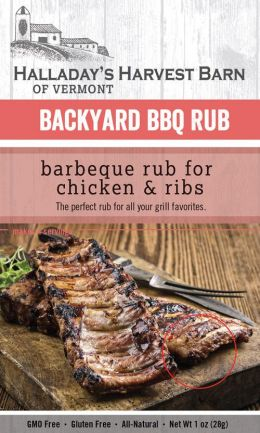 Barbecue Rub for Chicken & Ribs