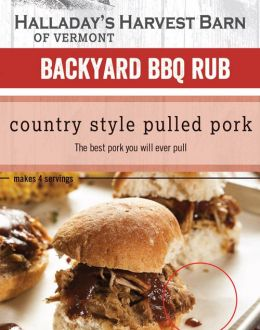 Country Style Pulled Pork