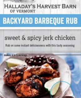 Sweet & Spicy Jerk Chicken