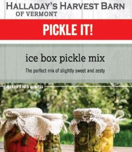 Ice Box Pickle Mix