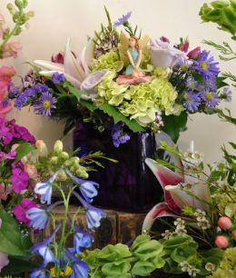 Magical Fairy Arrangement