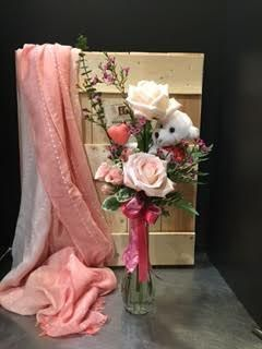 *Sweet Bearhugs Bouquet
