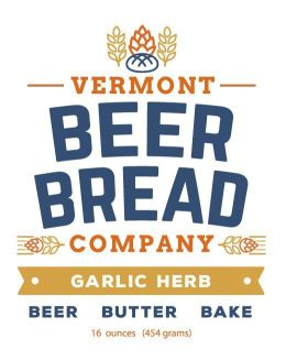 Vermont Beer Bread Garlic Herb