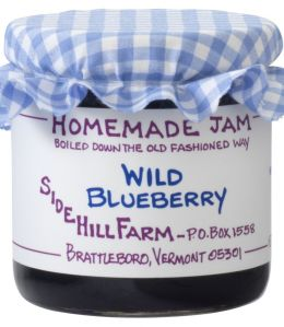 Sidehill Farm Wild Blueberry Jam