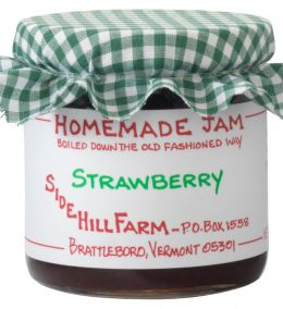 Sidehill Farm Strawberry Jam