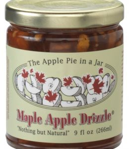 Sidehill Farm Maple Apple Drizzle
