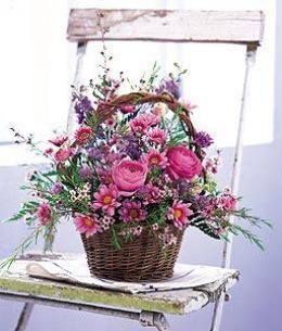 Basket of Spring