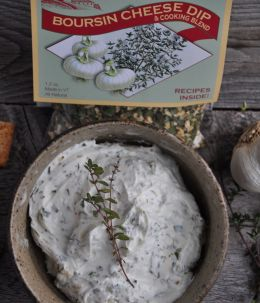 Boursin Cheese Herb Spread