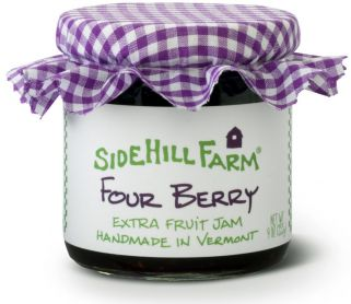 Four Berry Jam