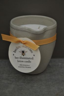 Bee Illuminated Massage Candle
