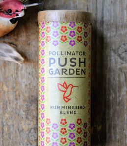 Humming Bird - Pollinator Push Garden