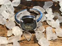 Harbor Nouveau Swarovski Crystal in Sterling Silver Setting