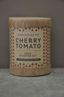 Cherry Tomato - Biodegradable Seed Starter