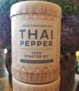 Thai Pepper - Biodegradable Seed Starter