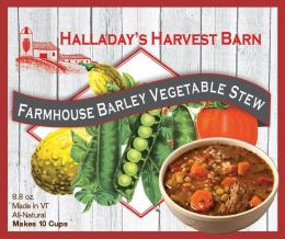 Farmhouse Vegetable Barley Stew