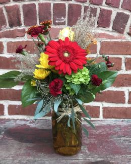 Autumn Farmstand Bouquet
