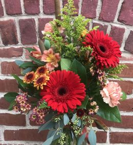 Autumn Bright Arrangement