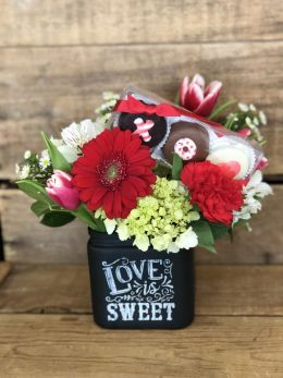 Love is Sweet Bouquet