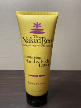 Moisturizing Hand & Body Lotion - Jasmine & Honey