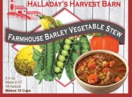 Farmhouse Vegetable Barley Stew