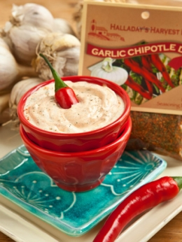 Garlic Chipotle Seasoning