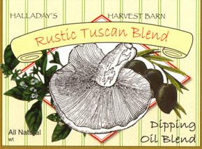 Rustic Tuscan Blend