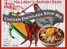 Chicken Enchilada
