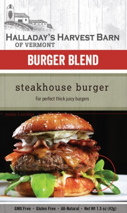 Steakhouse Burger