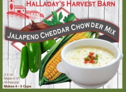 Jalapeno Cheddar Chowder