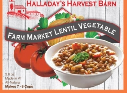 Farm Market Lentil Vegetable