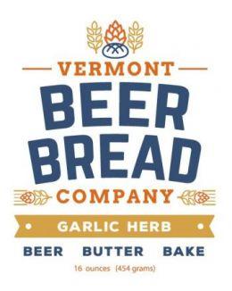 Vermont Beer Bread Garlic Herb