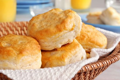 Cheddar Ale Biscuits