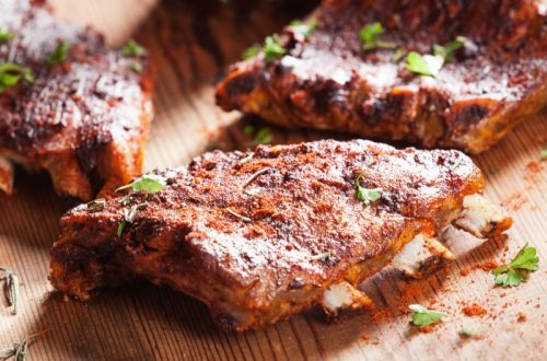 Chipotle Barbecue Rub