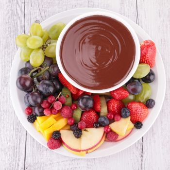 Nutella Fruit Dip