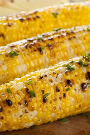 Herb Buttered Corn on the Cob