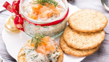 Recipe Smoked Salmon Dill Dip