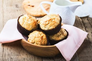Beer Bread Mini Muffins