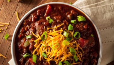 Recipe Blue Ribbon Maple Bacon Chili