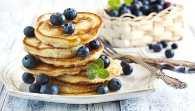 Recipe Buttermilk Pancakes